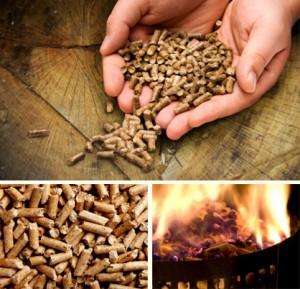 DryCreek hardwood pellets - G.A. Bove Fuels