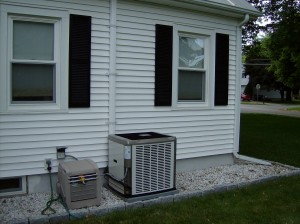 home air conditioning system installed by G.A. Bove Fuels - Mechanicville, Clifton Park, Saratoga Springs NY
