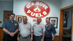 G.A. Bove Fuels, a family owned business