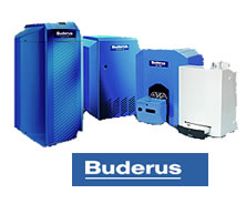 Buderus Boilers logo