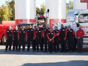 G.A. Bove Fuels - fuel oil service staff